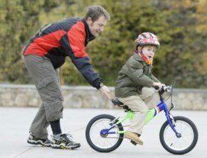 Seguridad en bicicleta